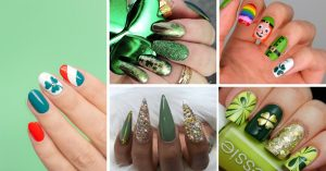 21 St. Patrick's Day nail ideas