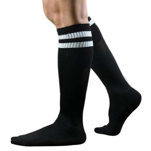 Anti-Slip Soccer Sports Socks Mens socks Football Long Knee High Baseball Basket #football socks #socks #fashion #trendypins