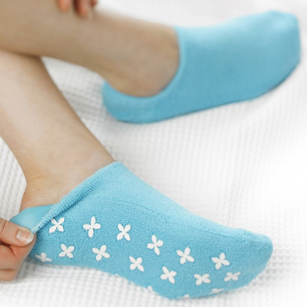 Gel Moisturising Bootee Socks #gel socks #socks #fashion #trendypins