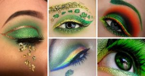 St. Patrick' Day Makeup