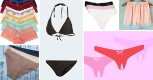 Different Types Of Panties For Ladies
