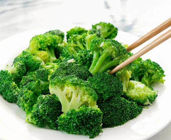 Broccoli #healthy living #belly fat #foods #trendypins