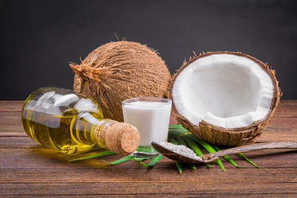 Coconut Oil #healthy living #belly fat #foods #trendypins