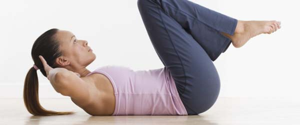 Crunches #healthy living #eelly Fat #exercises #trendypins