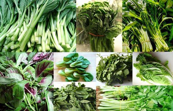 Spinach And Other Green Vegetables #healthy living #belly fat #foods #trendypins