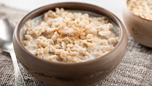 Oatmeal #healthy living #belly fat #foods #trendypins