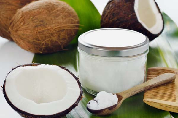 Coconut Oil To Get Rid Of Dark Circles Under Eyes #dark circles under eyes #beauty #trendypins