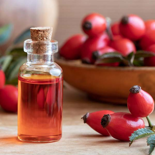 Rosehip Oil To Get Rid Of Dark Circles Under Eyes #dark circles under eyes #beauty #trendypins