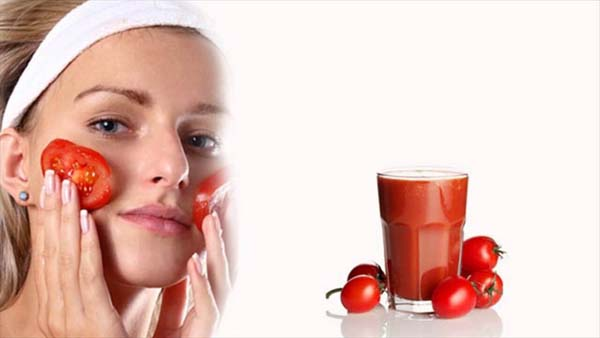 Tomato To Get Rid Of Dark Circles Under Eyes #dark circles under eyes #beauty #trendypins