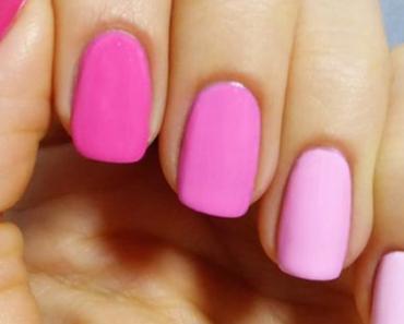 Pink Nail Polishes