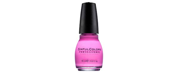 Sinful Colors Pink #nails #polishes # beauty #trendypins