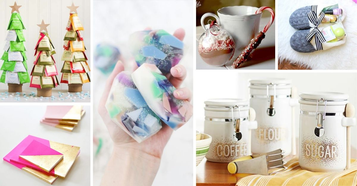 Best Christmas DIY Gifts