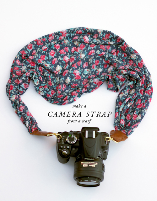 Camera Strap #DIY #Christmas #gifts #trendypins
