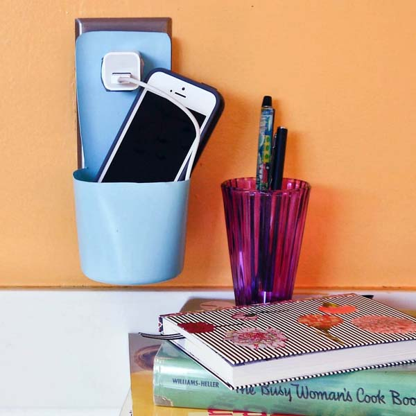 Phone Charging Station #DIY #Christmas #gifts #trendypins