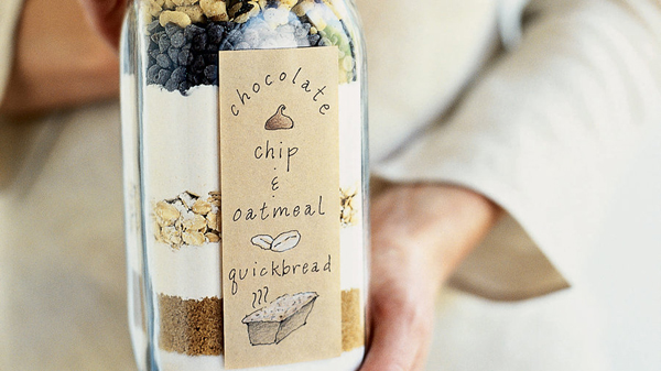 Bread in a Bottle #DIY #Christmas #gifts #trendypins