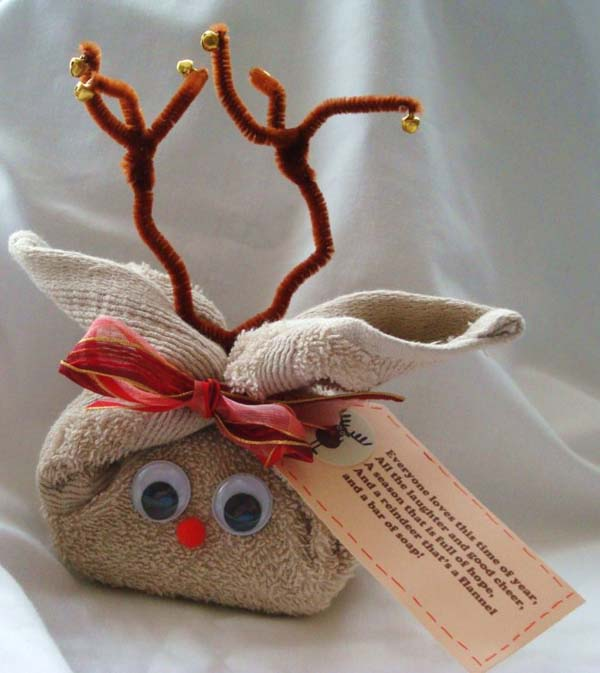 Reindeer Soap #DIY #Christmas #gifts #trendypins