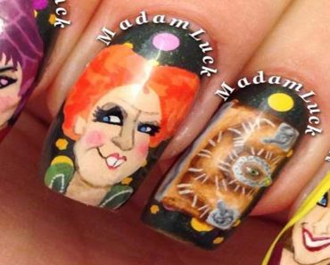 Witches on Nails