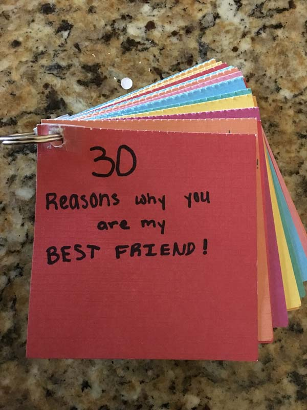 You Are My Best Friends #DIY #Christmas #gifts #trendypins