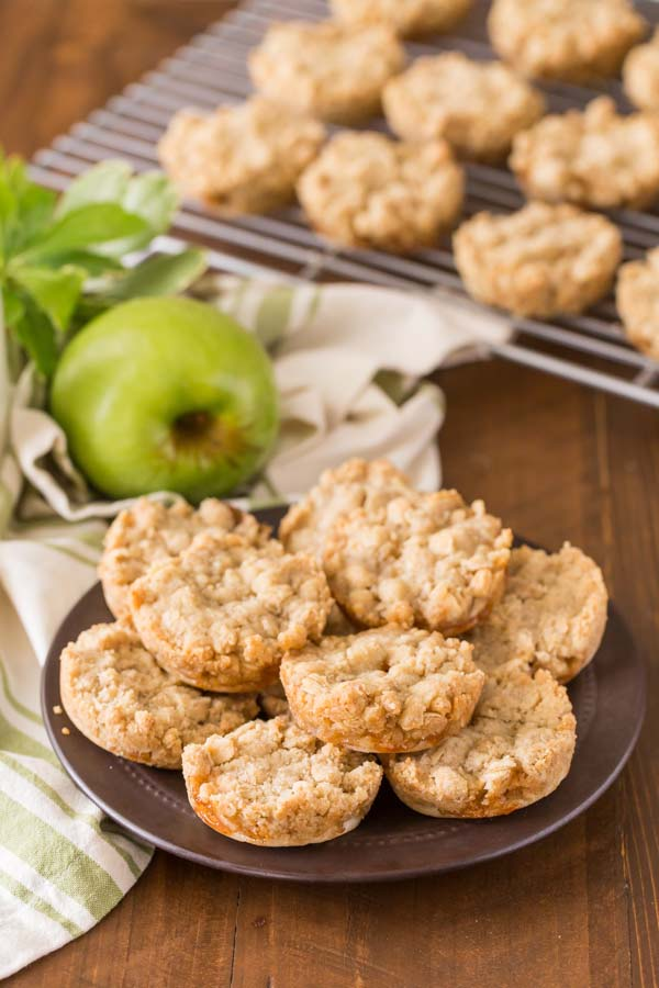Dutch Apple Pie Cookies #Christmas #cookie #recipes #trendypins