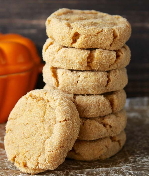 Pumpkin Cheesecake Cookies #Christmas #cookie #recipes #trendypins