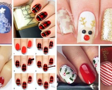Christmas Nails Tutorials