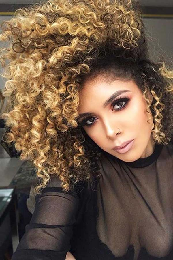Spiral Perm #hairstyles #perms #beauty #trendypins