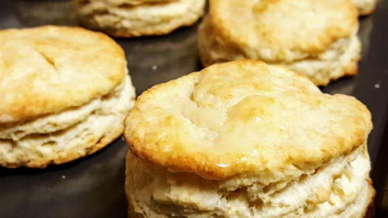 Basic Biscuits #pantry #staple #recipes #trendypins
