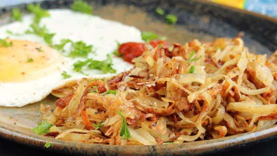 Classic Hash Browns #pantry #staple #recipes #trendypins