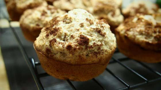Easy Oatmeal Muffins #pantry #staple #recipes #trendypins
