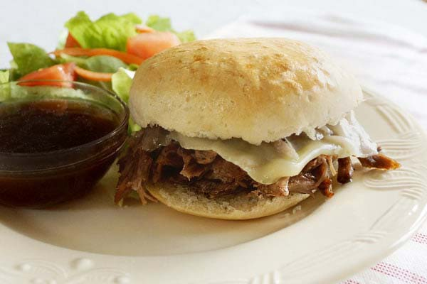 French Dip Sandwiches #meal #freezer #recipes #trendypins