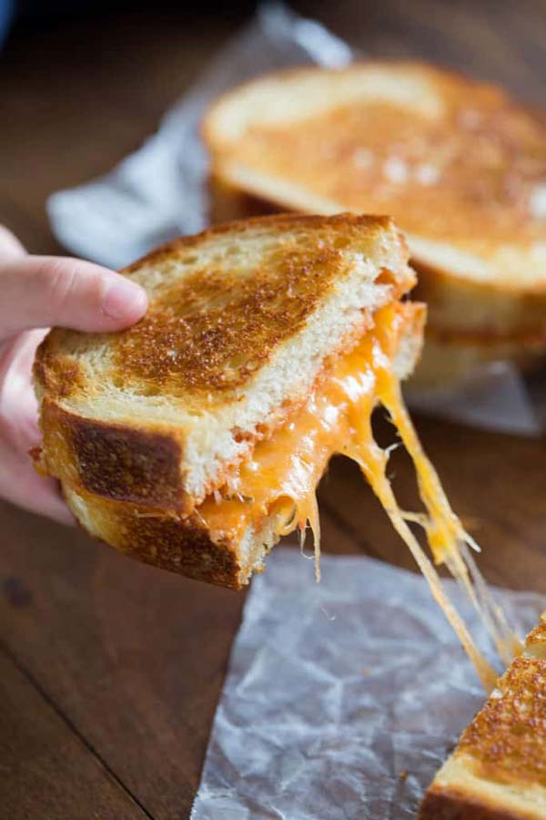Italian Grilled Cheese #pantry #staple #recipes #trendypins