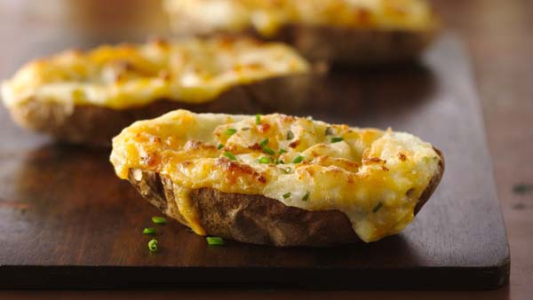 Twice Baked Potatoes #pantry #staple #recipes #trendypins