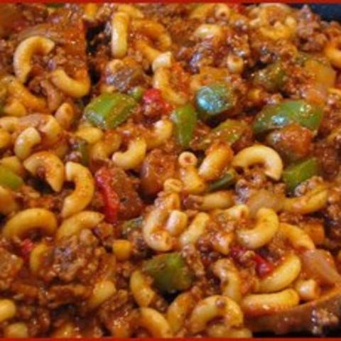 Ida's Depression Goulash #recipes #depression era #meals #trendypins