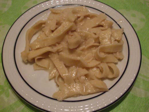 Recipe for Noodles From Scratch From the Great Depression #recipes #depression era #meals #trendypins