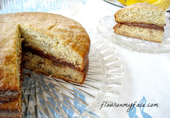 Vintage Banana Cake #recipes #depression era #meals #trendypins