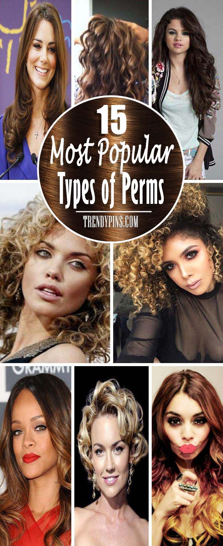 If you are interested in different types of perms you are at the right place. Let us help you be aware of the madness and choose the best-fit perm for your hair #hairstyles #perms #beauty #trendypins