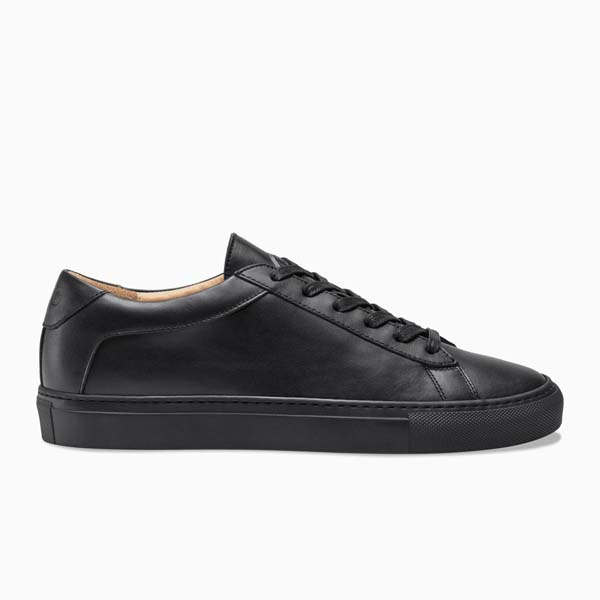 Leather Sneakers #sneakers #fashion #trendypins