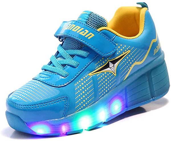 Led Lighted Sneakers #sneakers #fashion #trendypins