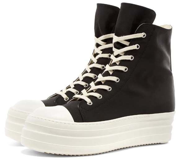 Rick Owens #sneakers #fashion #trendypins