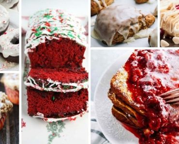 Bakery Christmas Morning Recipes