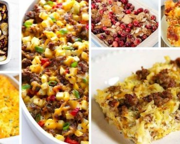 Casserole Christmas Breakfast Recipes