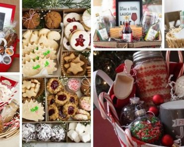 Food Christmas Gift Baskets And Boxes