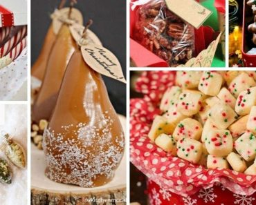 Food Diy Christmas Gifts