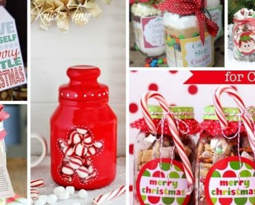 Food Diy Christmas Gifts In A Jar