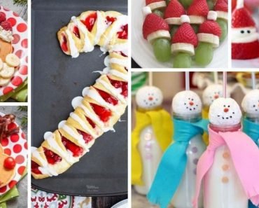 Kid Friendly Christmas Breakfast Recipes