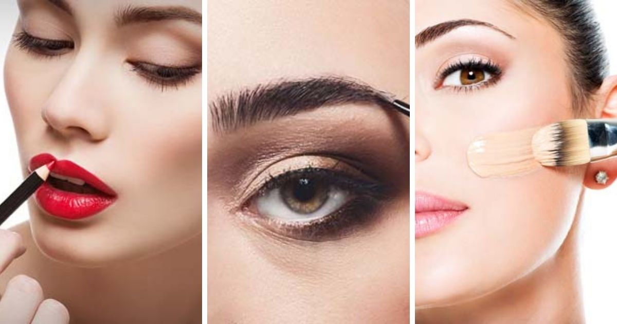 17 Different Types Of Makeup