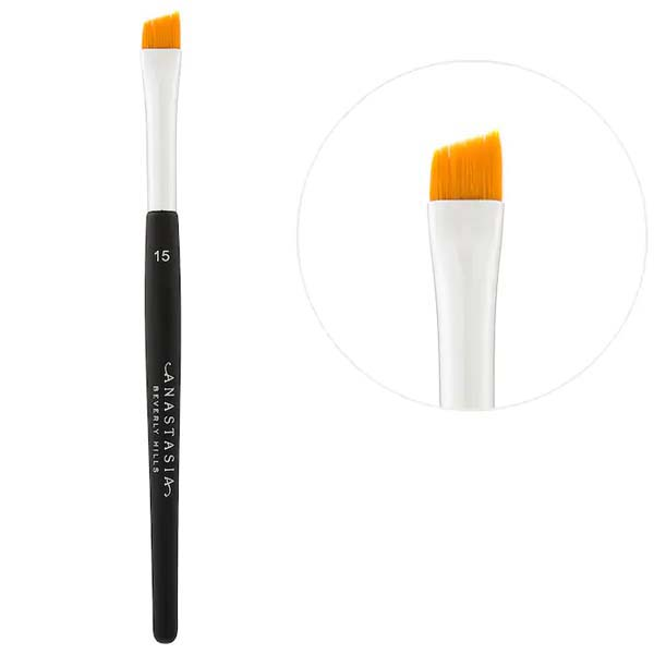 Angled Cut Brush Small 15 #makeup #beauty #trendypins