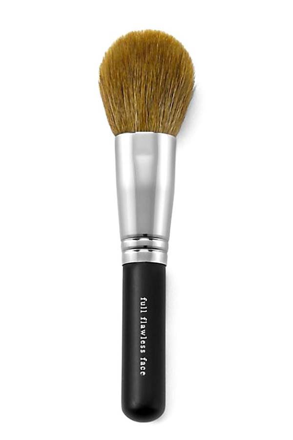 BareMinerals Full Flawless Face Brush #makeup #beauty #trendypins