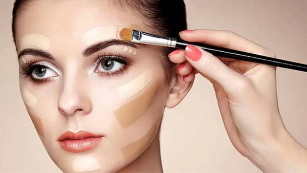 How To Use Concealer Brush #makeup #beauty #trendypins