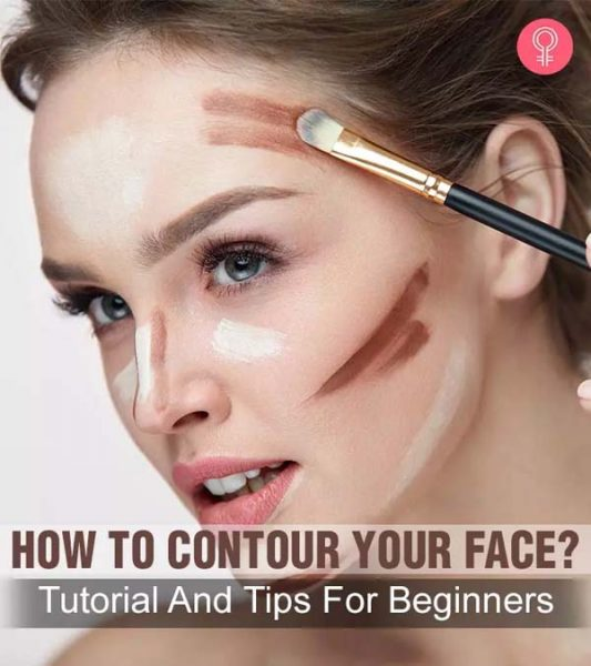 How To Use Contour Brush #makeup #beauty #trendypins